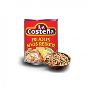 Frijoles Pintos Refritos